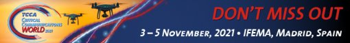 Critical Communications World 2021, Madrid, Spain, 3 - 5 November