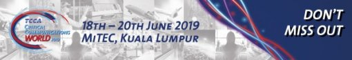 Roger-GPS in Critical Communications World 2019 in Kuala Lumpur