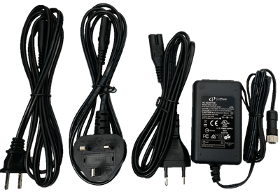 GNSS-PS-AC, IP51 power supply
