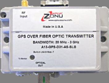 OZ600, RF over Fiber