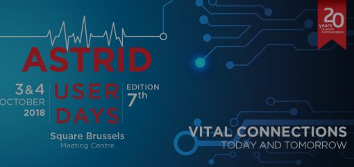 Roger-GPS in ASTRID User Days in Brussels, 3 - 4 October 2018